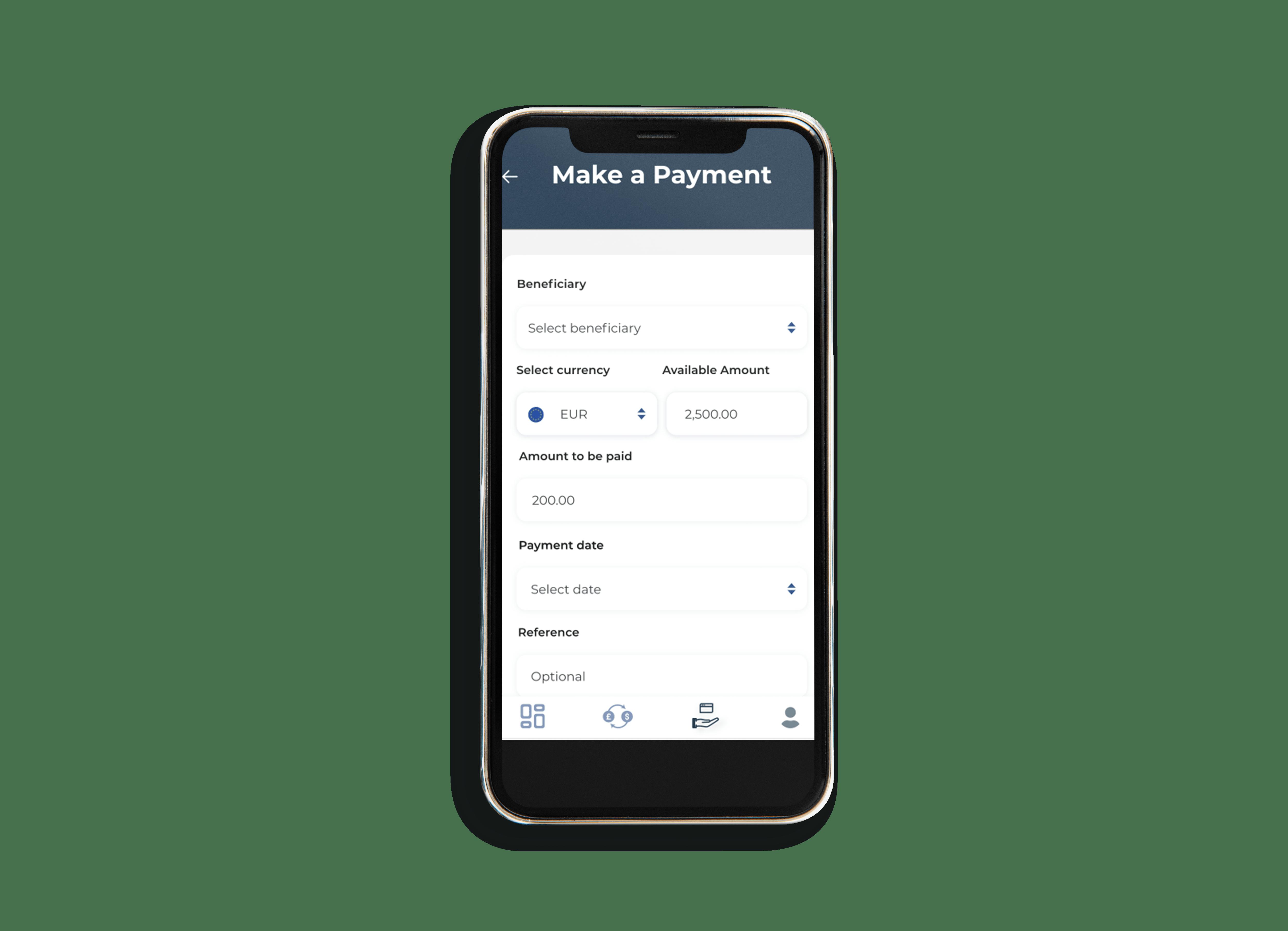 beneficiary app